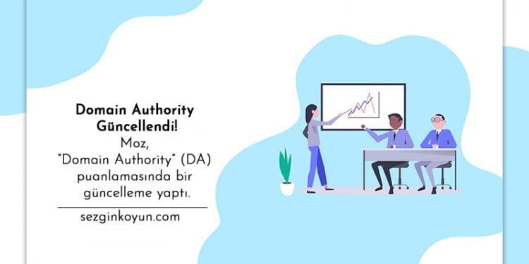Domain Authority Güncellendi: SEO nasıl kullanılmalı?
