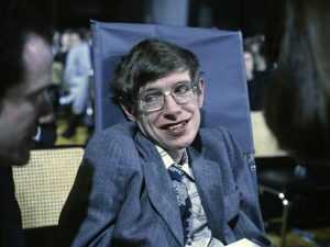 Stephen Hawking 'in Ölümü