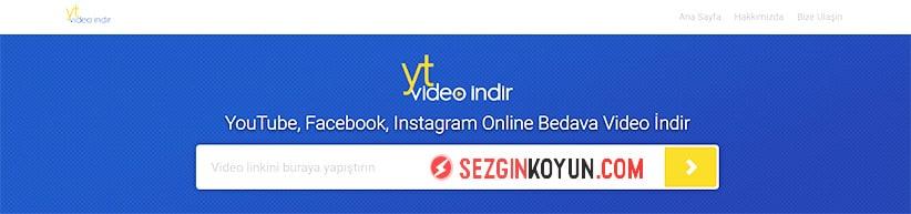 instagramdan video indirme programı