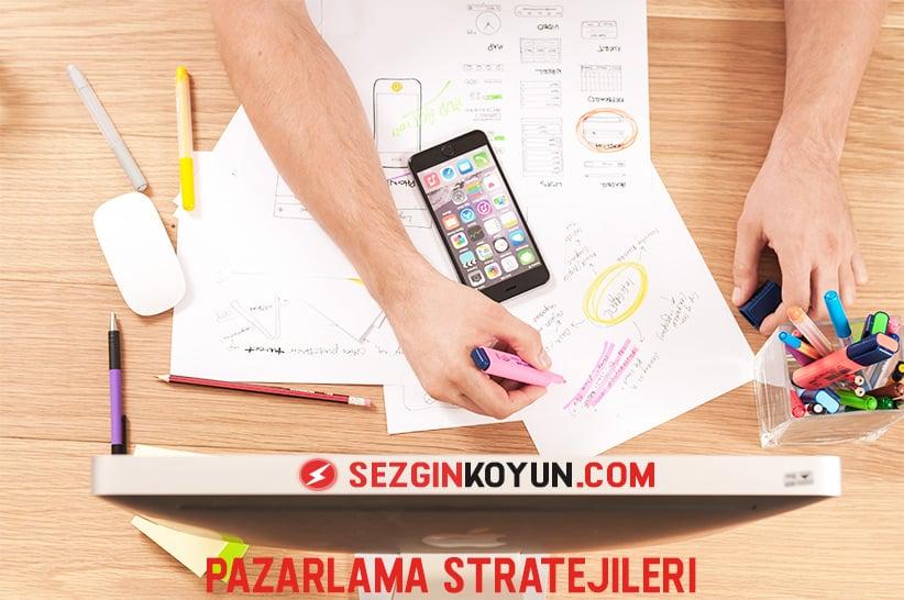 Photo of Pazarlama Stratejileri Nelerdir?