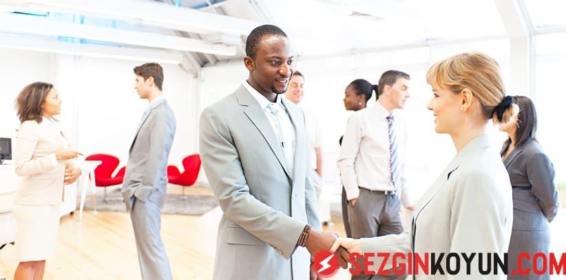 Organizasyon içinde sosyal ağ kurmak çalışanları motive edecektir.