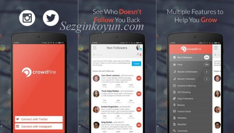 Sosyal Medya Araçları - crowdfire
