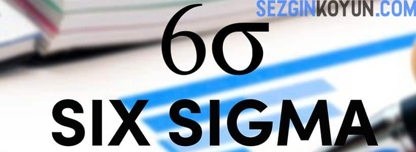 6 Sigma Kavramının Beş Adımı