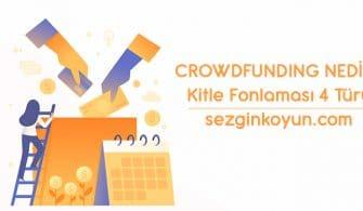 Crowdfunding Nedir? Kitle Fonlaması 4 Türü