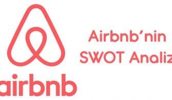 Airbnb'nin SWOT Analizi
