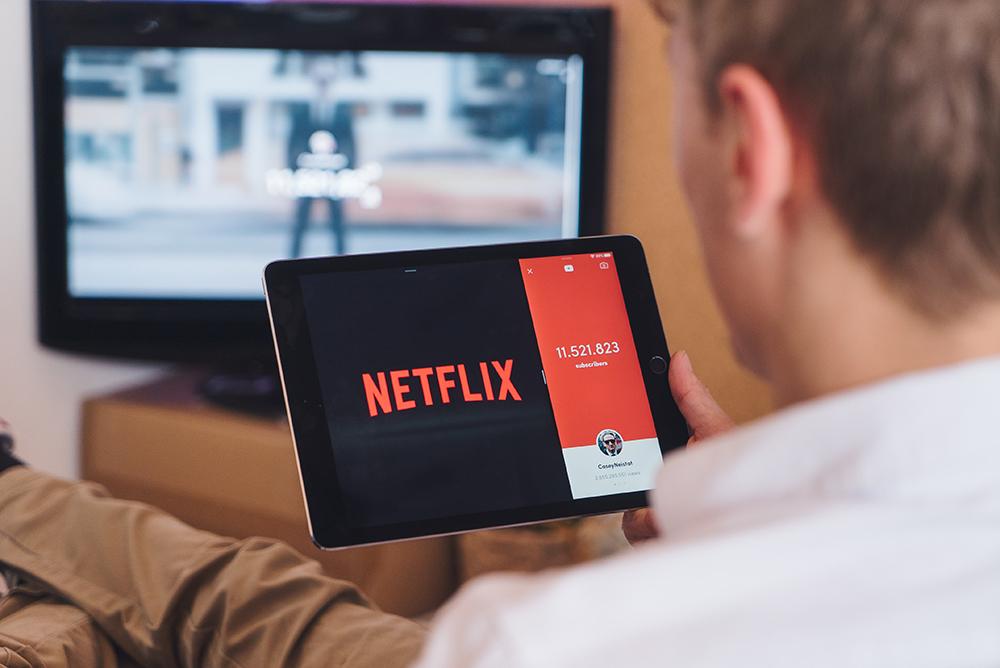 Netflix Hisseleri, Coronavirus Korkularına Rağmen Yükselişte