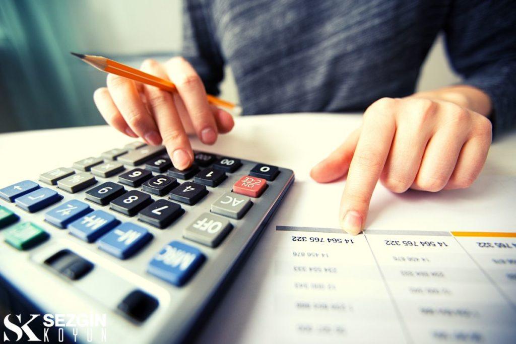 Standart Maliyet ve İş Maliyeti Genel Masrafı ve Hacim Sapması