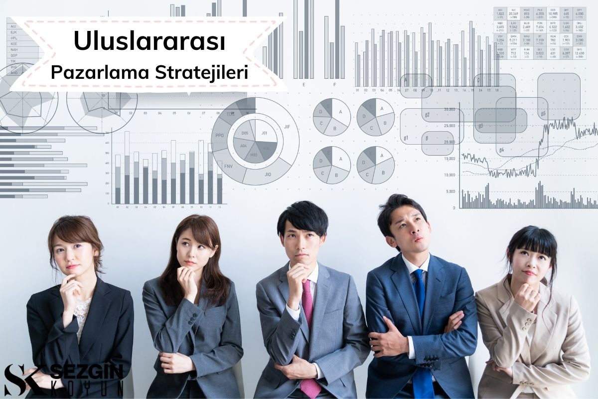 Uluslararası Pazarlama Stratejileri Dış Pazarlara Girmek