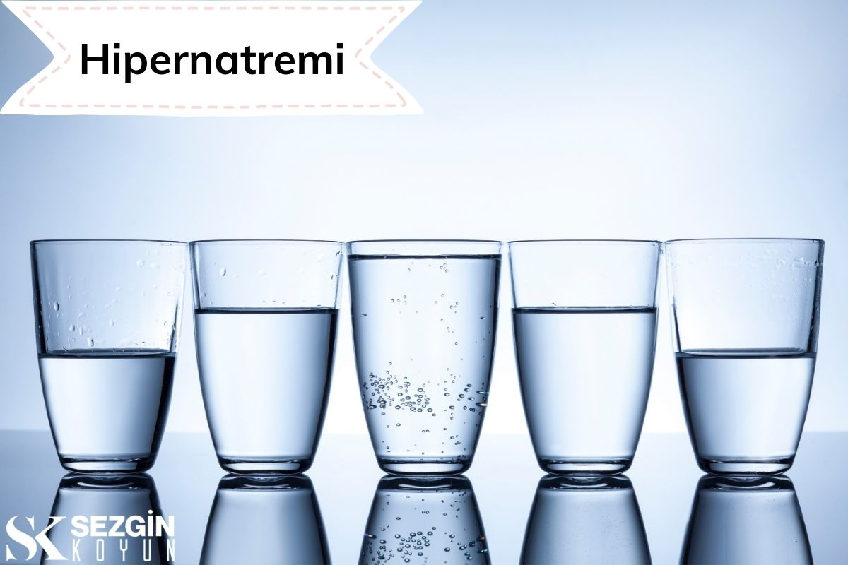 Hipernatremi Tanımı, Nedenleri, Belirtileri ve Tedavisi