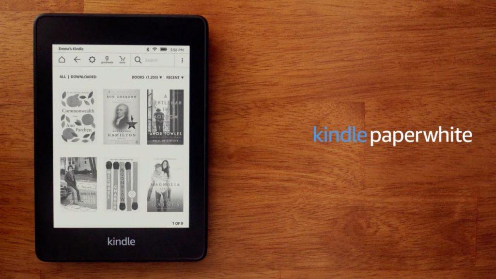 Kindle E-Okuyucu