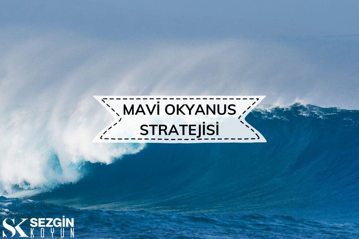 Mavi Okyanus Stratejisi Nedir? – Nasıl Niş Yaratırım?